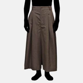 HED MAYNER<br>Loose Pants (BROWN ST)
