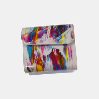 macromauro<br>paint gray wallet P(A)