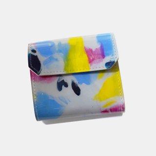 macromauro<br>paint gray wallet P(B)