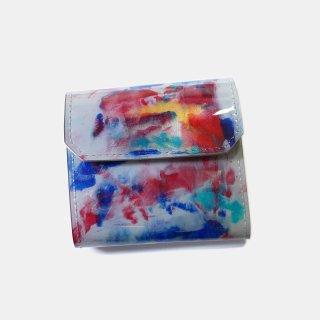 macromauro<br>paint gray wallet P(C)