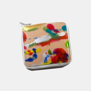 macromauro<br>paint tanned folio wallet(B)