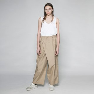 VOAAOV<br>oxford warp pants