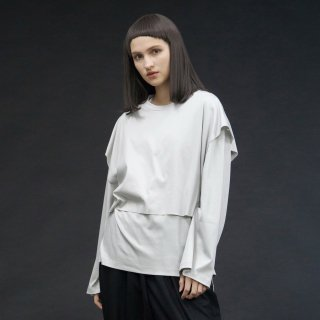 my beautiful landlet<br>layered L/S tee<img class='new_mark_img2' src='https://img.shop-pro.jp/img/new/icons2.gif' style='border:none;display:inline;margin:0px;padding:0px;width:auto;' />