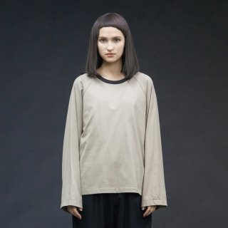 my beautiful landlet<br>cotton ringer L/S tee