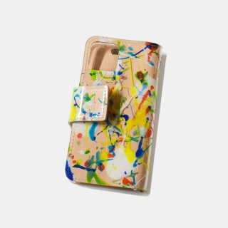 macromauro<br>paint tanned iphone case(A)<br>※iphone11 pro 対応