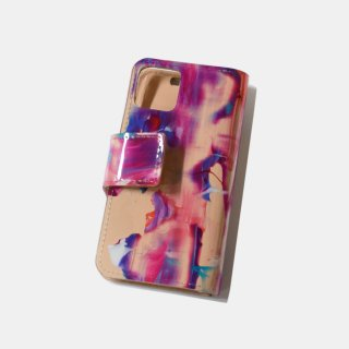 macromauro<br>paint tanned iphone case(B)<br>※iphone11 pro 対応