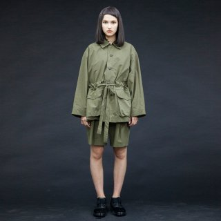 my beautiful landlet<br>splitting ripstop wide jacket<img class='new_mark_img2' src='https://img.shop-pro.jp/img/new/icons2.gif' style='border:none;display:inline;margin:0px;padding:0px;width:auto;' />