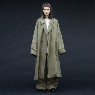 my beautiful landlet<br>heavy oxford wide long coat