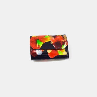 macromauro<br>paint black wallet MINI (C)<img class='new_mark_img2' src='https://img.shop-pro.jp/img/new/icons2.gif' style='border:none;display:inline;margin:0px;padding:0px;width:auto;' />