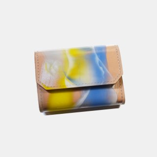 macromauro<br>paint tanned wallet MINI(A)
