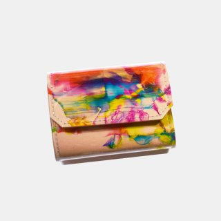 macromauro<br>paint tanned wallet MINI(B)