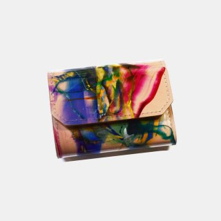 macromauro<br>paint tanned wallet MINI(E)