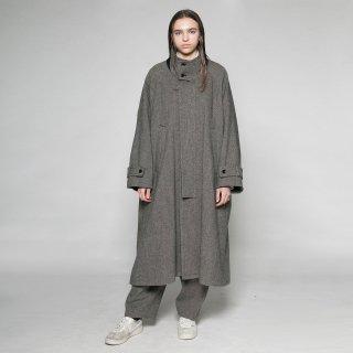 VOAAOV<br>tumbler tweed long coat