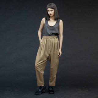 my beautiful landlet<br>twill wool tapered pants<img class='new_mark_img2' src='https://img.shop-pro.jp/img/new/icons2.gif' style='border:none;display:inline;margin:0px;padding:0px;width:auto;' />