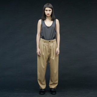my beautiful landlet<br>twill wool wide pants<img class='new_mark_img2' src='https://img.shop-pro.jp/img/new/icons2.gif' style='border:none;display:inline;margin:0px;padding:0px;width:auto;' />
