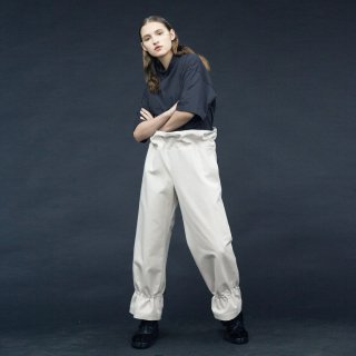 my beautiful landlet<br>bouble cloth hi-waist pants<img class='new_mark_img2' src='https://img.shop-pro.jp/img/new/icons2.gif' style='border:none;display:inline;margin:0px;padding:0px;width:auto;' />