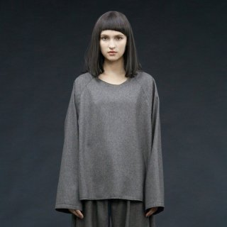 my beautiful landlet<br>flannel wool pullover<img class='new_mark_img2' src='https://img.shop-pro.jp/img/new/icons2.gif' style='border:none;display:inline;margin:0px;padding:0px;width:auto;' />