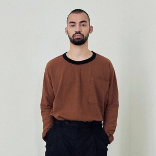 YOKO SAKAMOTO<br>DOLMAN L/S T-SHIRT<img class='new_mark_img2' src='https://img.shop-pro.jp/img/new/icons2.gif' style='border:none;display:inline;margin:0px;padding:0px;width:auto;' />