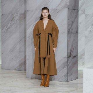 AKIKO AOKI<br>Gilet coat