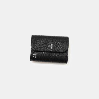 macromauro<br>WORDING WALLET MINI (BLACK)<img class='new_mark_img2' src='https://img.shop-pro.jp/img/new/icons2.gif' style='border:none;display:inline;margin:0px;padding:0px;width:auto;' />