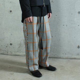 ohta<br>check wide pants<img class='new_mark_img2' src='https://img.shop-pro.jp/img/new/icons2.gif' style='border:none;display:inline;margin:0px;padding:0px;width:auto;' />