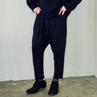 YOKO SAKAMOTO<br>SOFT TAILORED TROUSERS