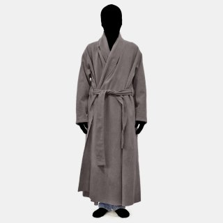 COSMIC WONDER<br>Beautiful Mud dyed wool haori robe