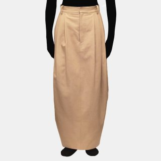 HED MAYNER<br>PLEATED SKIRT<img class='new_mark_img2' src='https://img.shop-pro.jp/img/new/icons2.gif' style='border:none;display:inline;margin:0px;padding:0px;width:auto;' />