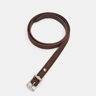 yoko sakamoto<br>LEATHER BELT SLIM