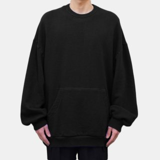 YOKO SAKAMOTO<br>BIG SWEAT (MATERIAL 04)<img class='new_mark_img2' src='https://img.shop-pro.jp/img/new/icons2.gif' style='border:none;display:inline;margin:0px;padding:0px;width:auto;' />