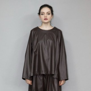 my beautiful landlet<br>FAKE LEATHER TOPS