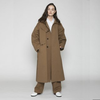VOAAOV<br>VINTAGE WASH CHINO CLOTH COAT<img class='new_mark_img2' src='https://img.shop-pro.jp/img/new/icons2.gif' style='border:none;display:inline;margin:0px;padding:0px;width:auto;' />