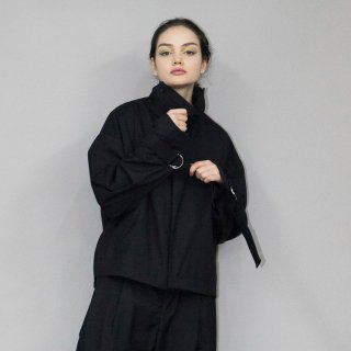 my beautiful landlet<br>TECH WOOL BLOUSON<img class='new_mark_img2' src='https://img.shop-pro.jp/img/new/icons2.gif' style='border:none;display:inline;margin:0px;padding:0px;width:auto;' />