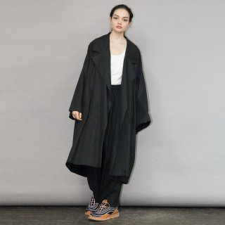 my beautiful landlet<br>COTTON LYOCEL&LINE CANVAS LONG COAT<img class='new_mark_img2' src='https://img.shop-pro.jp/img/new/icons2.gif' style='border:none;display:inline;margin:0px;padding:0px;width:auto;' />