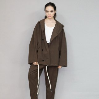 my beautiful landlet<br>TECHNO HOODED BLOUSON<img class='new_mark_img2' src='https://img.shop-pro.jp/img/new/icons2.gif' style='border:none;display:inline;margin:0px;padding:0px;width:auto;' />