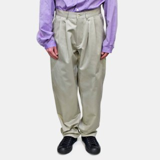 E.TAUTZ<br>CORE PLEATED CHINO