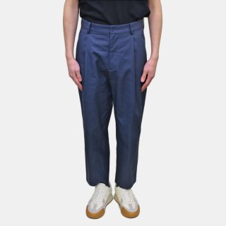 ATON<br>GIZA OXFORD TAPERED PANTS