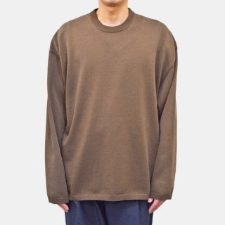 ATON<br>ORGANIC COTTON OVERSIZED SWEATER