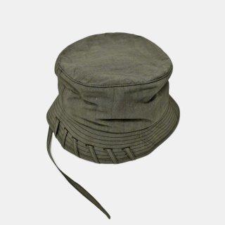 CRAIG GREEN<br>LACED BUCKET HAT