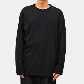 ATON<br>LAYERD CREWNECK PULLOVER<img class='new_mark_img2' src='https://img.shop-pro.jp/img/new/icons2.gif' style='border:none;display:inline;margin:0px;padding:0px;width:auto;' />