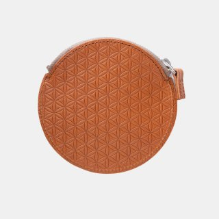 COSMIC WONDER<br>Naturally tanned leather coin case