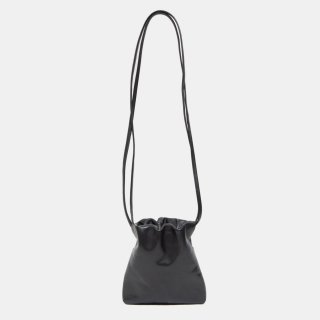 COSMIC WONDER<br>Light leather drawstring bag