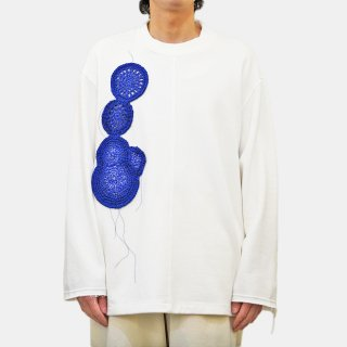 amachi.<br>Caillois's Agate Sweat<img class='new_mark_img2' src='https://img.shop-pro.jp/img/new/icons2.gif' style='border:none;display:inline;margin:0px;padding:0px;width:auto;' />