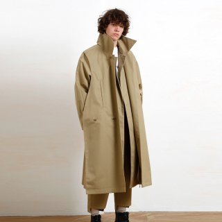 MAREUNROL'S<br>Trench coats with scarf details<img class='new_mark_img2' src='https://img.shop-pro.jp/img/new/icons2.gif' style='border:none;display:inline;margin:0px;padding:0px;width:auto;' />