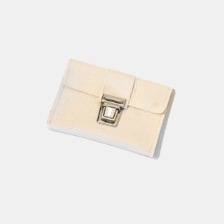CAMIEL FORTGENS<br>wallet canvas<img class='new_mark_img2' src='https://img.shop-pro.jp/img/new/icons2.gif' style='border:none;display:inline;margin:0px;padding:0px;width:auto;' />