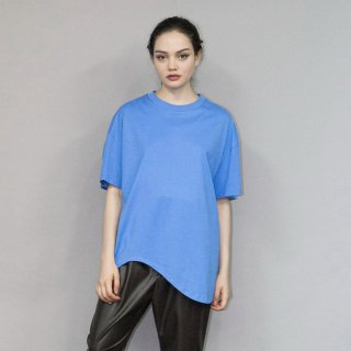 my beautiful landlet<br>BESIC CUT AND SEW HEM ROUND TEE