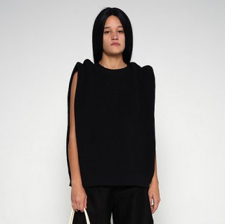 melitta baumeister<br>SLEEVELESS KNIT