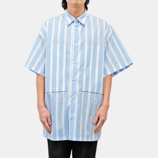 E.TAUTZ<br>SHORT SLEEVE LINEMAN SHIRT<img class='new_mark_img2' src='https://img.shop-pro.jp/img/new/icons2.gif' style='border:none;display:inline;margin:0px;padding:0px;width:auto;' />