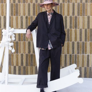 HENRIK VIBSKOV<br>New Tanoi Trousers<img class='new_mark_img2' src='https://img.shop-pro.jp/img/new/icons2.gif' style='border:none;display:inline;margin:0px;padding:0px;width:auto;' />