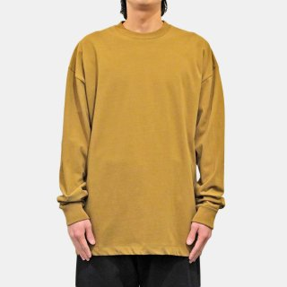 ATON<br>OVERSIZED LONG SLEEVE T-SHIRT